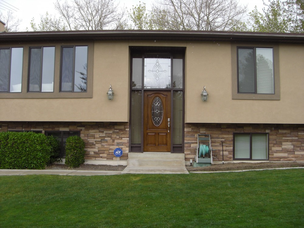 Wood Siding And Brick To Stucco And Stone All Exteriors